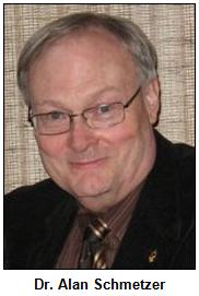 Dr. Alan Schmetzer.