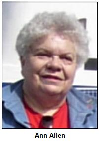 Ann Allen.