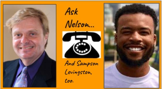 Nelson Price with Sampson Levingston