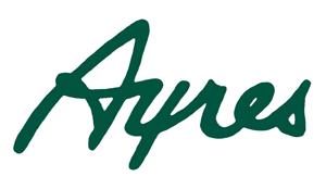Ayres logo, 1970s.
