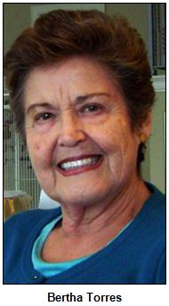 Bertha Torres.