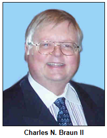 Charles N. Braun II.