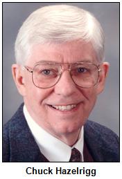 Chuck Hazelrigg.