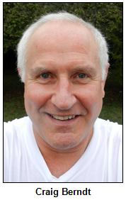 Craig Berndt.