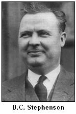D.C. Stephenson.