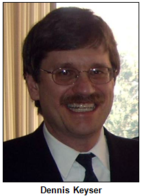 Dennis Keyser.