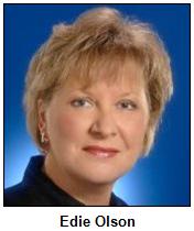 Edie Olson.