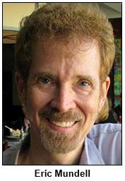 Eric Mundell.