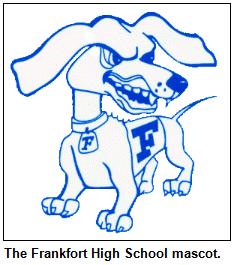 Frankfort High School mascot.