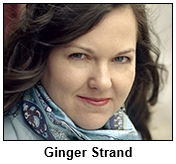 Ginger Strand.