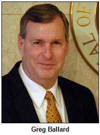 Greg Ballard.