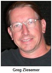 Greg Ziesemer.