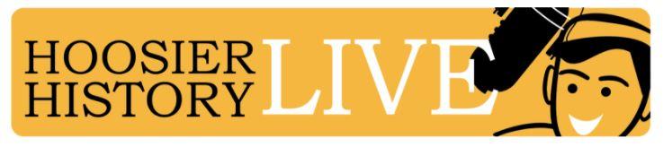 Hoosier History Live banner