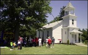 History Mystery chapel.