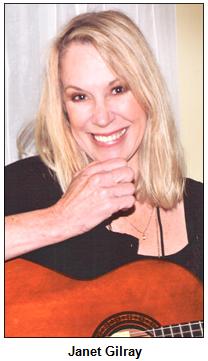 Janet Gilray.