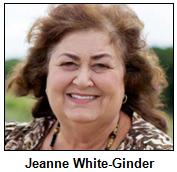 Jeanne White-Ginder.