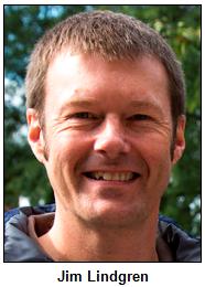 Jim Lindgren, 2013.