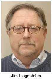 Jim Lingenfelter.
