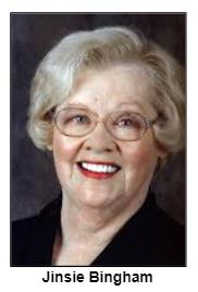 Jinsie Bingham