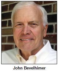 John Bevelhimer, 2013.