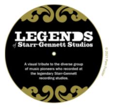Logo for Legends Studio.