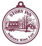 Logo: Story Inn Indiana Wine Fair