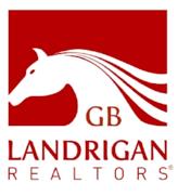 GB Landrigan Realtors logo.