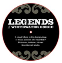 Logo: Legends of Whitewater Gorge