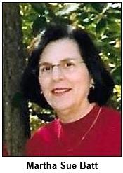 Martha Sue Batt.