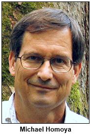Michael Homoya.