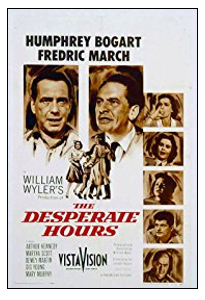 Movie Poster - The Desperate Hours