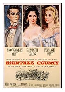 Movie Poster - Raintree County