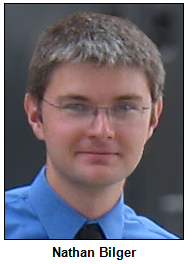 Nathan Bilger.