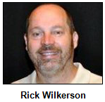 Rick Wilkerson.