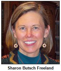 Sharon Butsch Freeland.