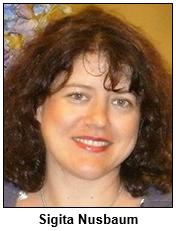 Sigita Nusbaum.