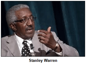 Stanley Warren.