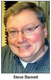 Steve Barnett.