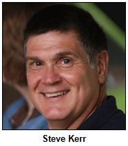 Steve Kerr.