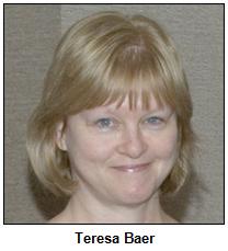 Teresa Baer.