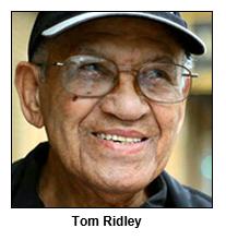 Tom Ridley.