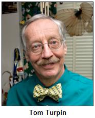 Tom Turpin. Photo by John Obermeyer of the Purdue Entomology Department.
