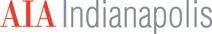 AIA Indianapolis logo.
