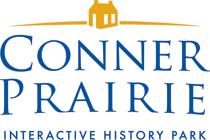 Conner Prairie logo.