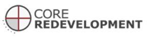 Core Redevelopment logo