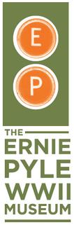 Ernie Pyle WWII Museum logo.