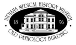 Logo for the Indiana Medical History Museum - Old Pathology Building