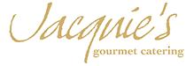 Jacquie's Gourmet Catering logo.