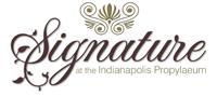 Signature at the Propylaeum logo.