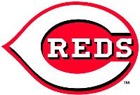 Cincinnati Reds logo.